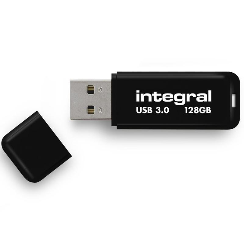 Integral 128GB Noir USB 3.0 Flash Drive