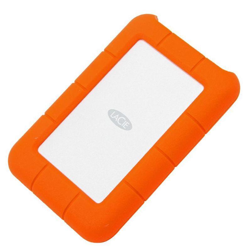 Lacie 2TB HDD Rugged Mini External Hard Drive USB 3.0 - 130MB/s