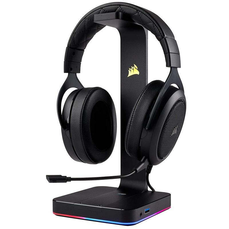 Corsair HS60 Surround 7.1 Surround Gaming Headset - Black