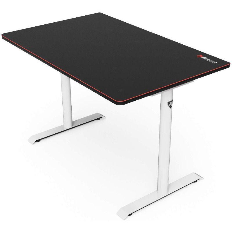 Arozzi Arena Leggero (114 x 72cm) Rectangular Desk - White
