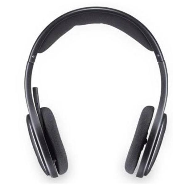 Logitech H800 Wireless Headset Stereao - Black