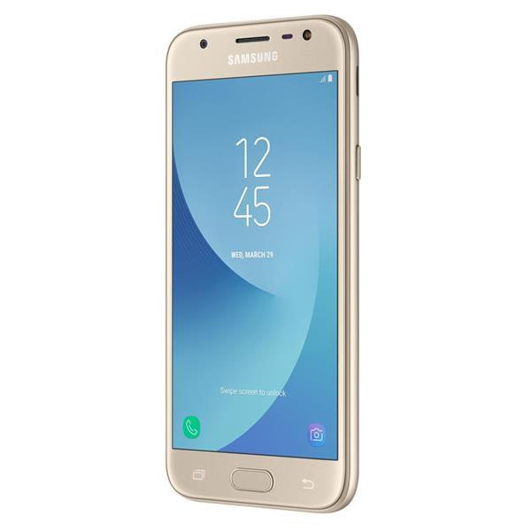 Samsung Galaxy J3 2017 (5 inch) 16GB 13MP Smartphone (Gold)