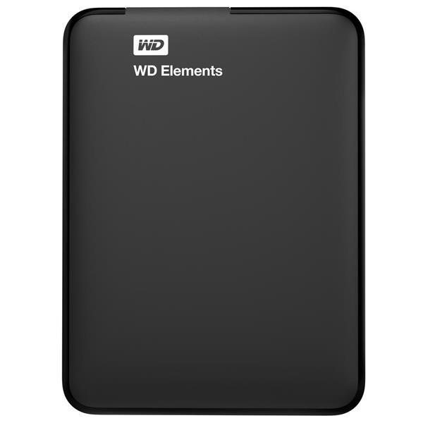 WD Elements Portable (1TB) USB 3.0 Portable HDD