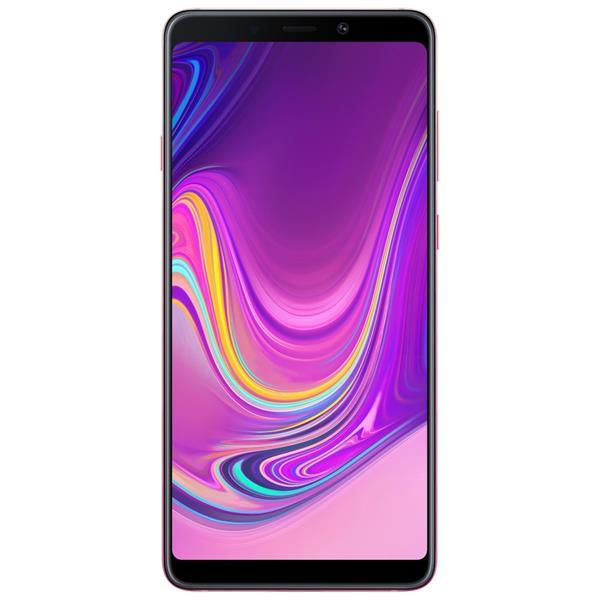 Samsung Galaxy A9 (6.3 inch) 128GB 24MP Smartphone (Pink)