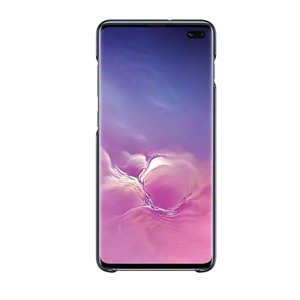 Samsung EF-KG975 LED Cover (Black) for Galaxy S10+
