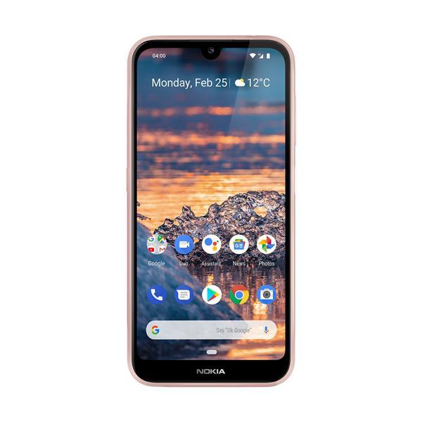 Nokia 4.2 (5.71 inch) 32GB 13MP Smartphone (Pink Sand)