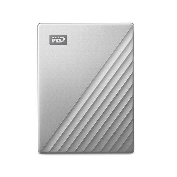WD 4TB My Passport Ultra USB-C 2.5
