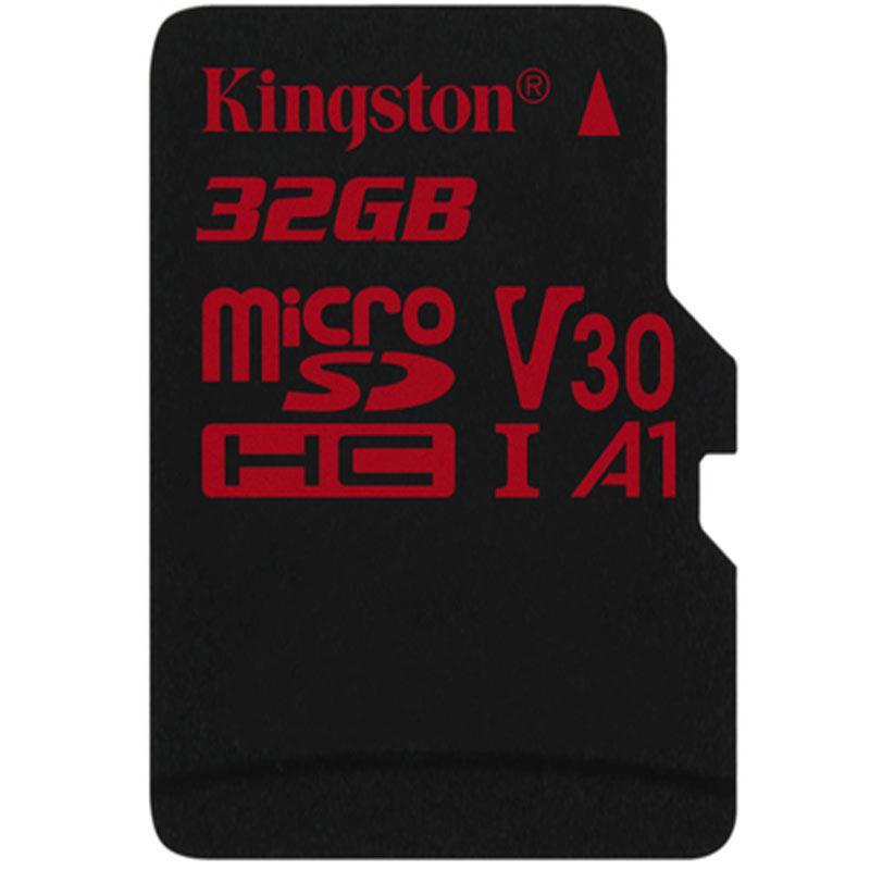 Kingston 32GB Canvas React Micro SD Card (SDHC)