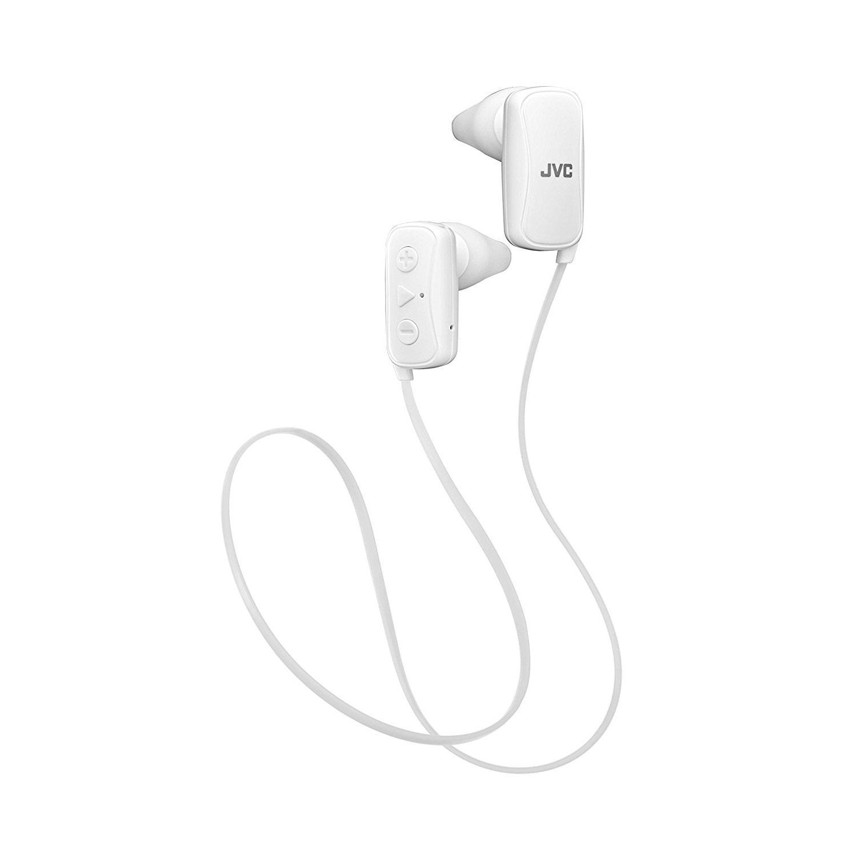 jvc gumy wireless in-ear sports headphones