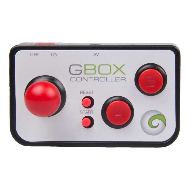 GBOX Retro 200 Video Games Console