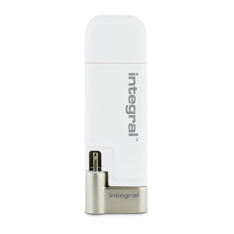Integral 64GB iShuttle iPhone-iPod USB 3.0 Flash Drive
