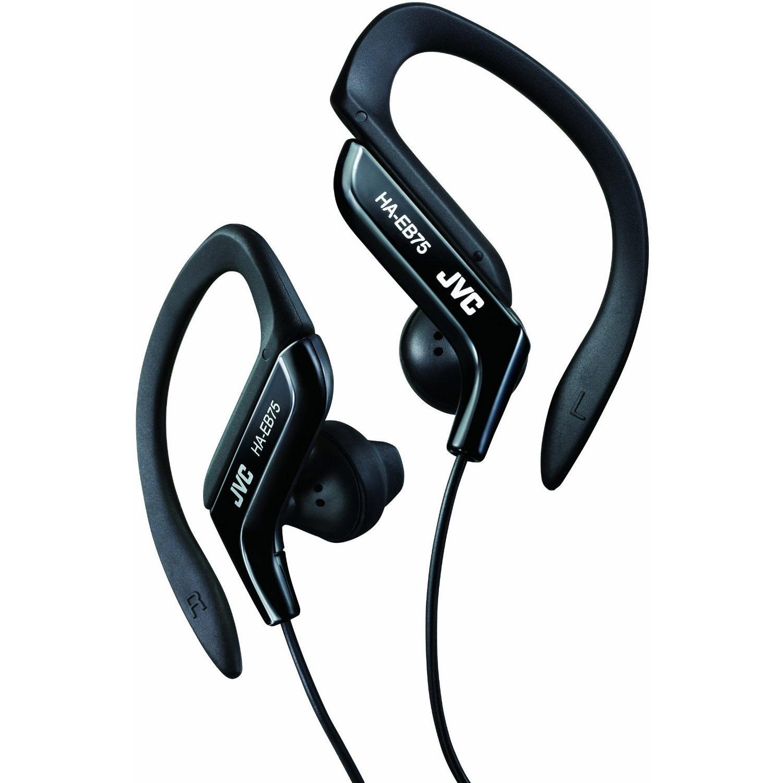 JVC Sports Headphones - Black (HA-EB75)