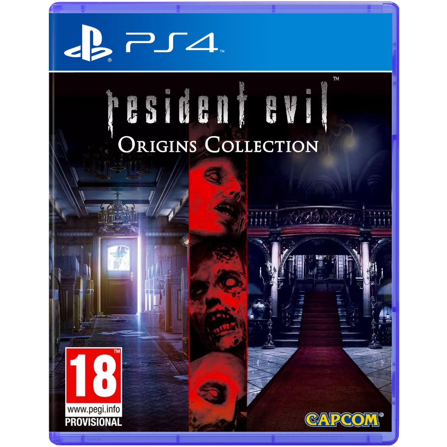 Resident Evil Origins Collection (Sony PS4)