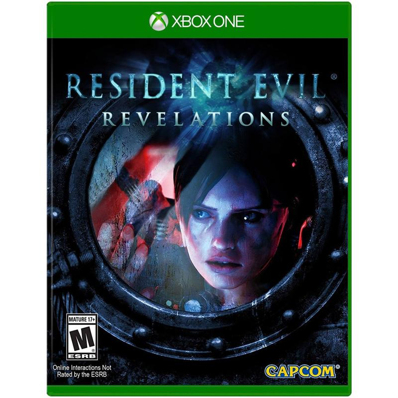 Resident Evil Revelations HD (Xbox One)