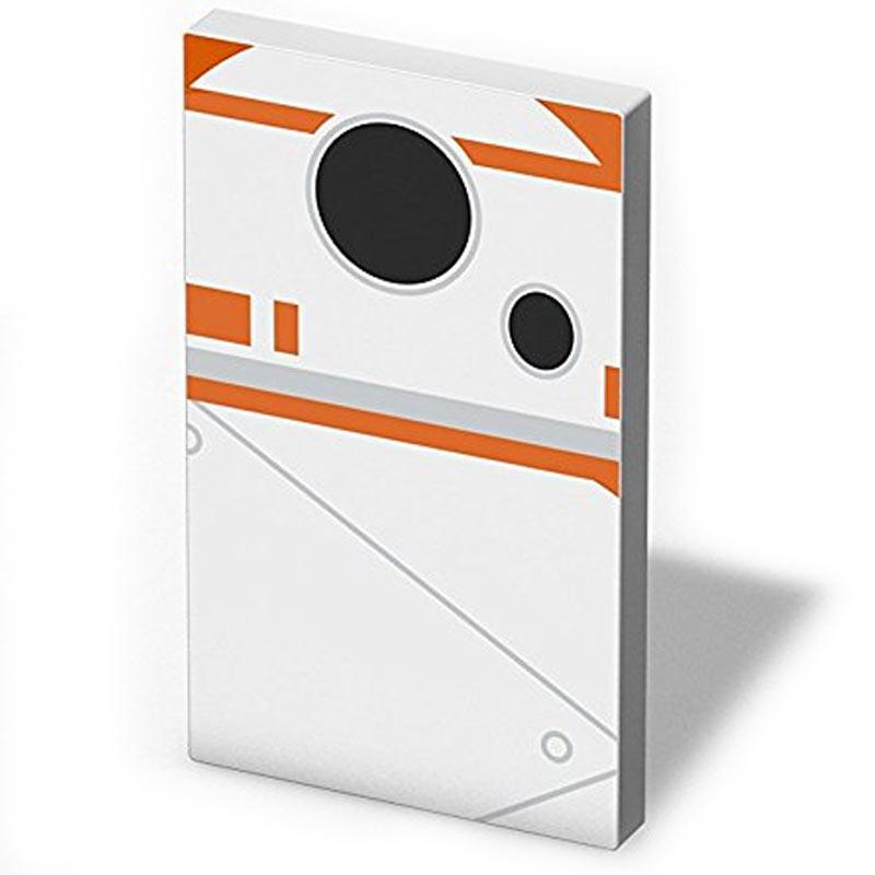 Tribe Star Wars 4000mAh Fast Charge Power Bank - BB8