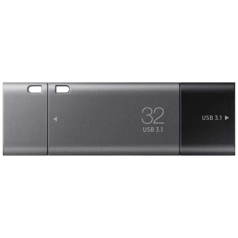 Samsung 32GB Duo Plus USB-C 3.1 Flash Drive - 200MB/s