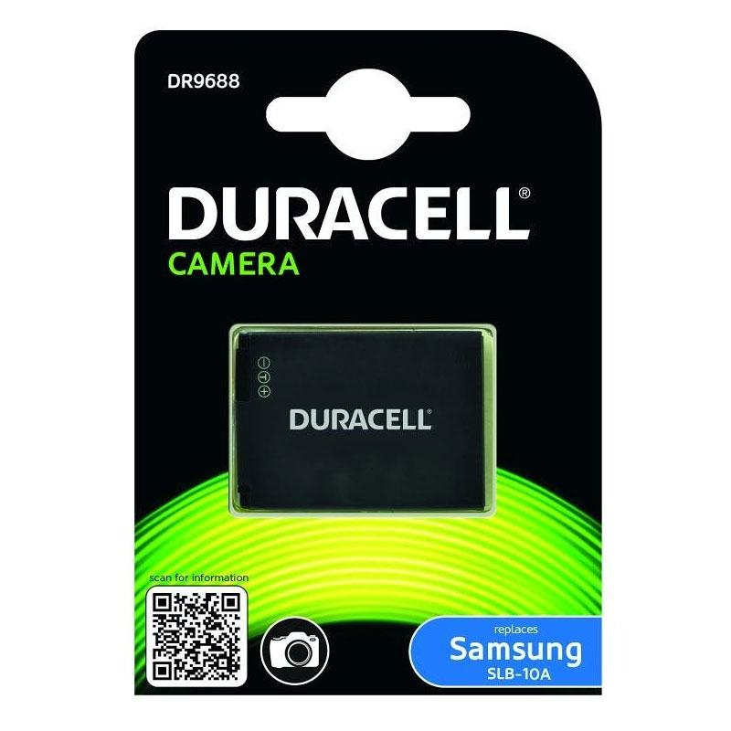 Duracell Samsung SLB-10A Camera Battery