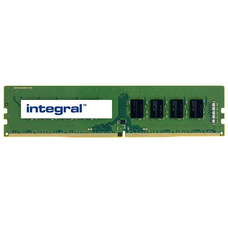 Integral 16GB (1x 16GB) 2400MHz DDR4 DIMM PC Memory Module