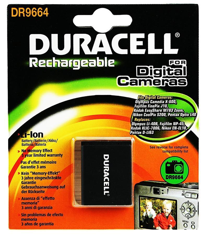 Duracell Nikon EN-EL10 Camera Battery