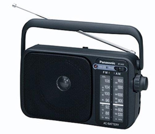 Panasonic Portable Radio (2400EB-K)