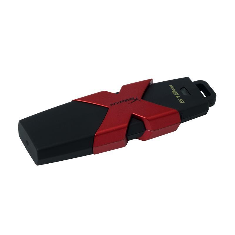 HyperX 512GB Savage USB 3.1 Flash Drive - 350Mb/s