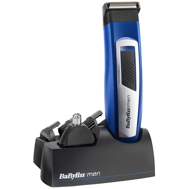BaByliss for Men Professional 6-in-1 Grooming Kit (7057U)