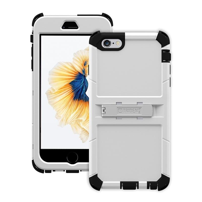 Trident Kraken AMS Series Apple iPhone 6 Plus / 6S Plus Case - White