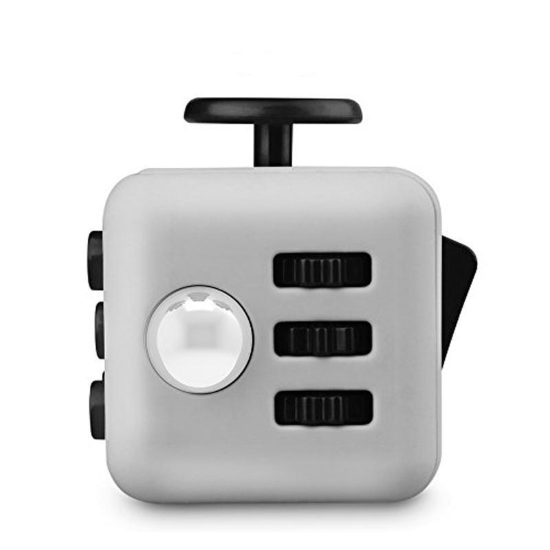 Der Source Twiddle Cube - Grau