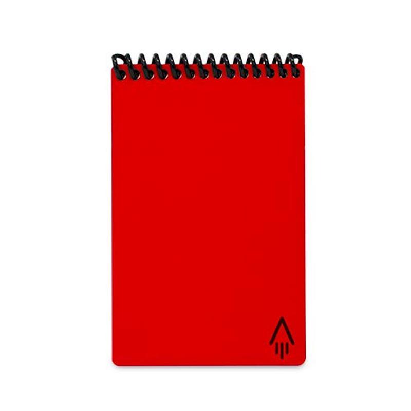 Rocketbook Everlast Smart wiederverwendbares Notebook Mini - Rot