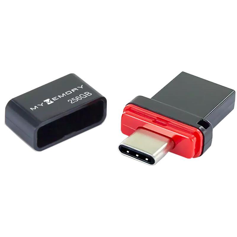 MyMemory 256GB Dual USB-C & USB 3.1 Laufwerk - 200MB/s
