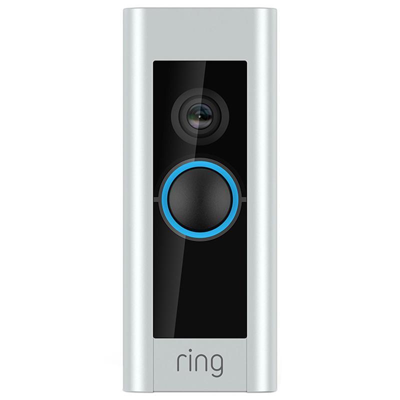 Ring Pro Wireless Video Türklingel Alexa HD, Zwei-Wege-Gespräch, WLAN