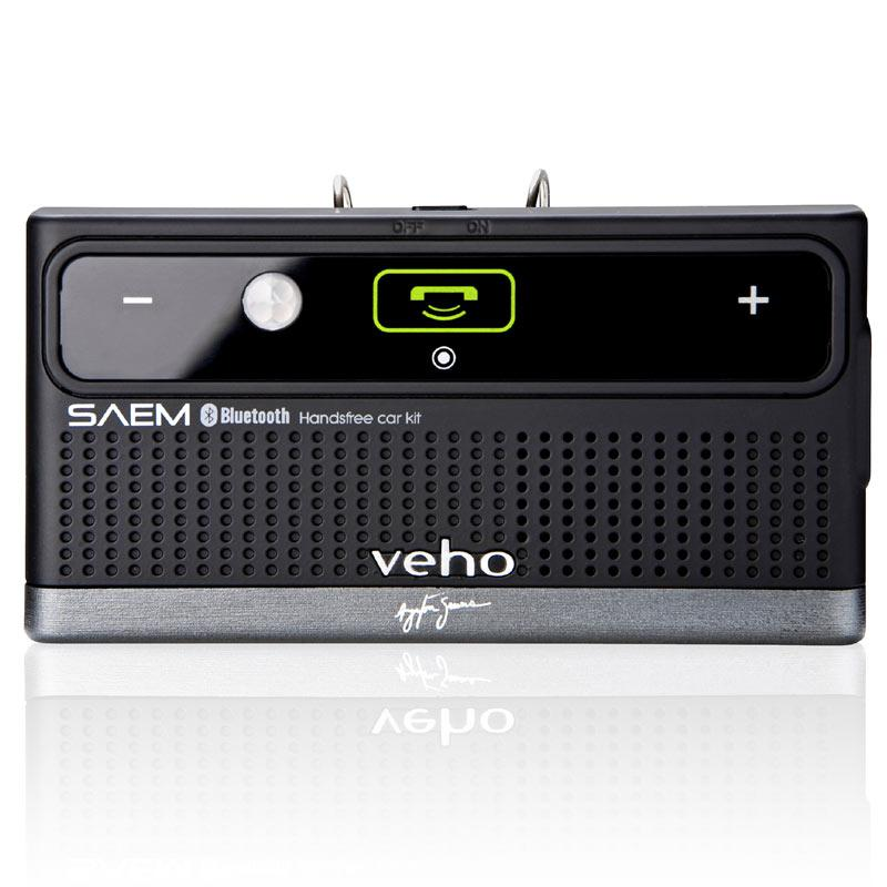 Veho SAEM S3 Ayrton Senna Signature Collection Bluetooth (VBC-002-AS)