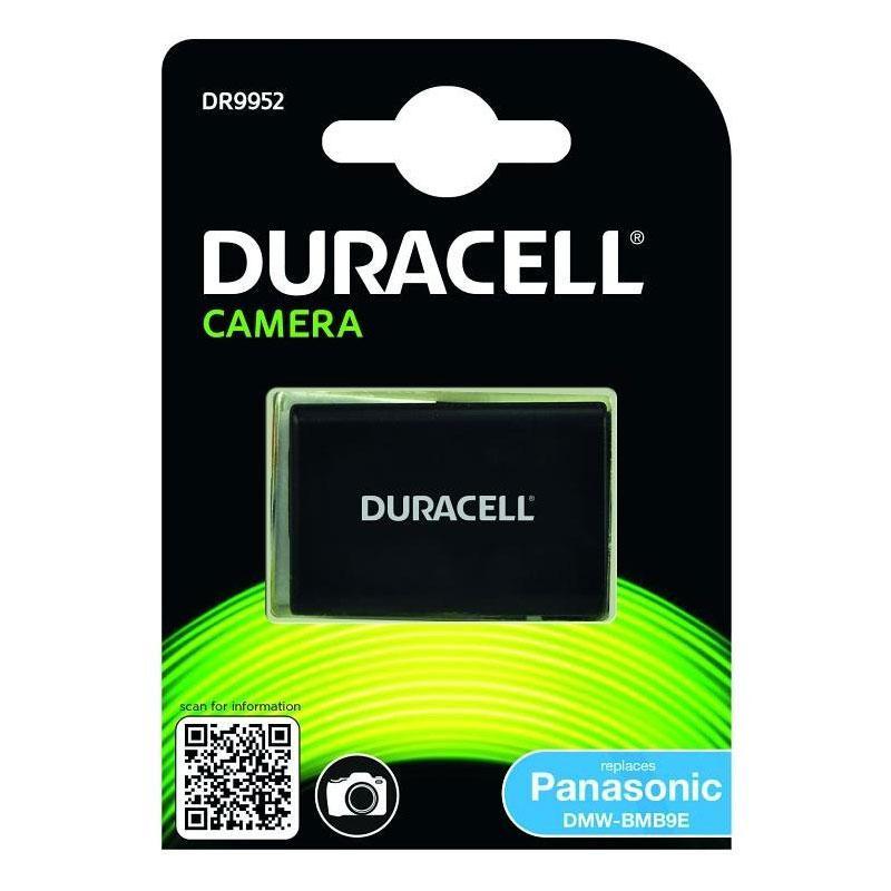 Duracell Panasonic Kamera Akku (DMW-BMB9E)