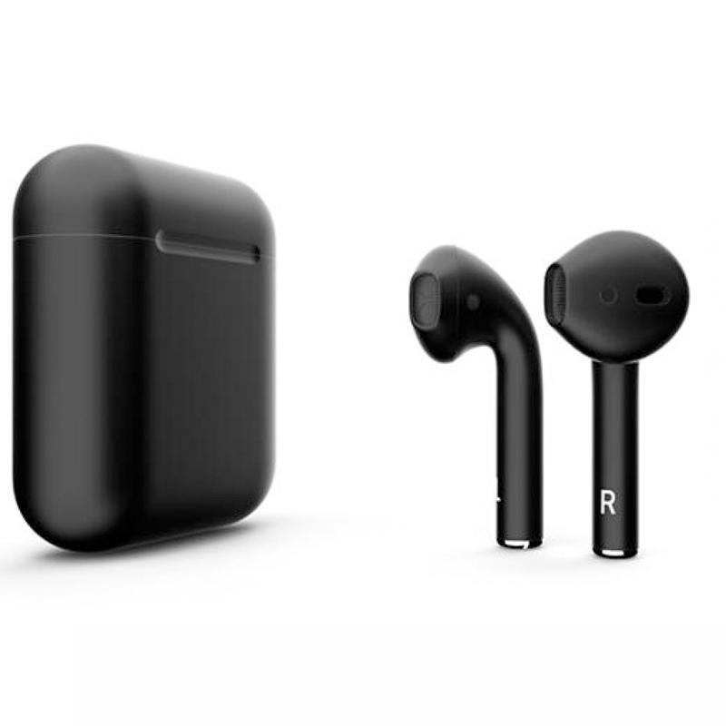 i9s TWS Bluetooth 5.0 Wireless Stereo Kopfhörer mit Mikrofon - Schwarz