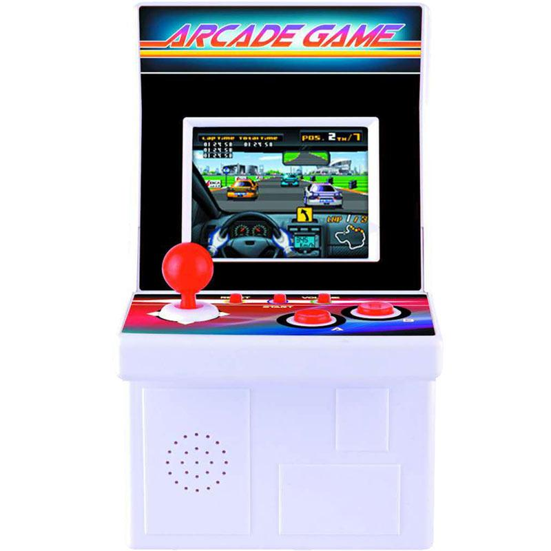 Taikee 220-in-1 16 Bit Portable Arcade Games Console - White