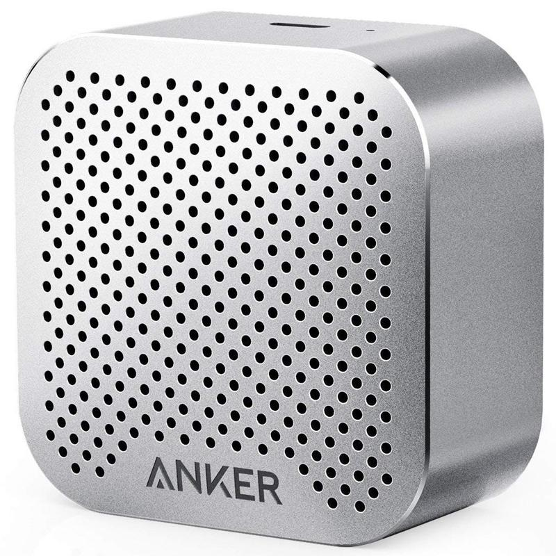 Anker SoundCore Nano Bluetooth Wireless Speaker - Silver