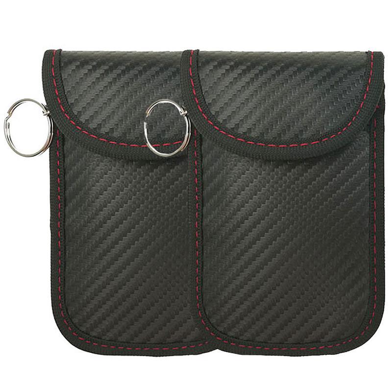 oneo Drive RFID Car Key Signal Blocker Pouch - 2 Pack