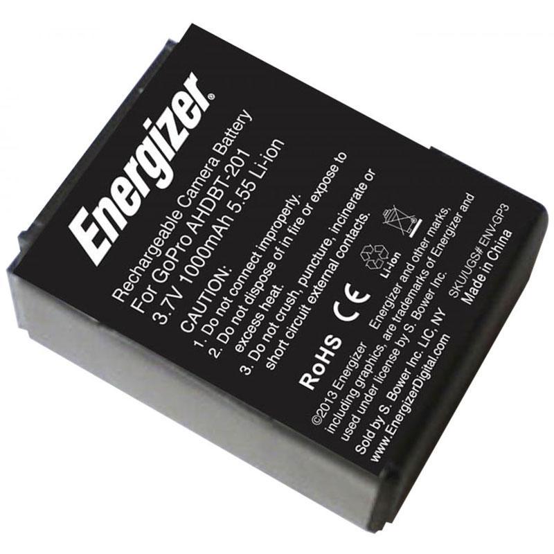 Energizer GoPro AHDBT-201 Battery