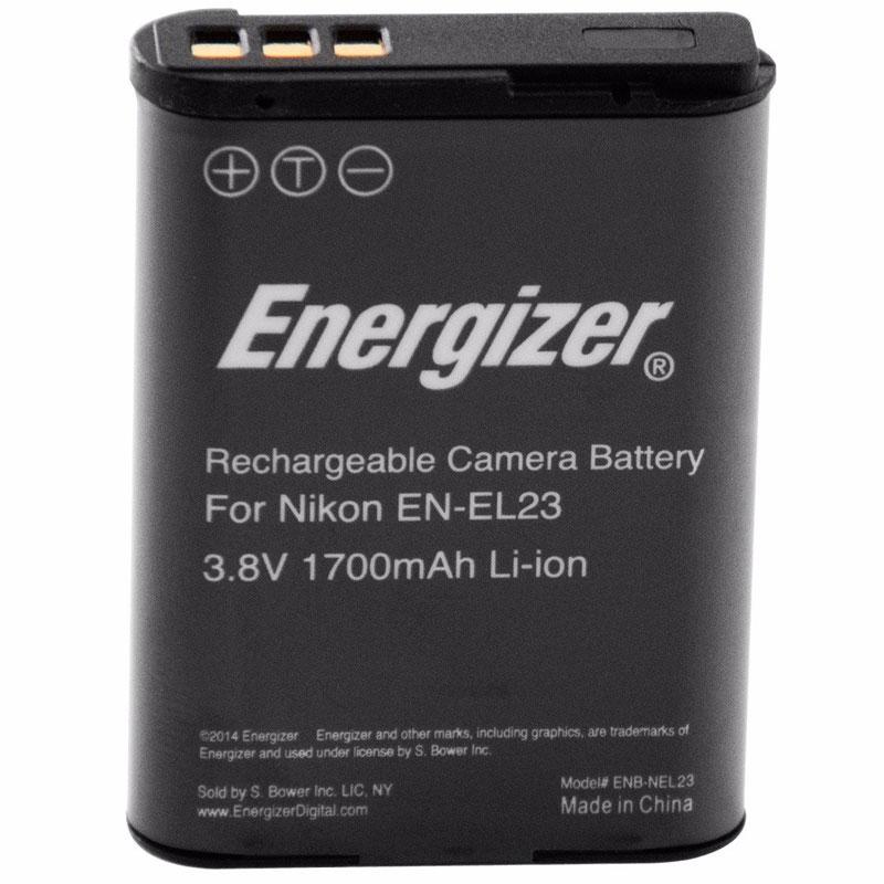 Energizer Nikon EN-EL23 Battery