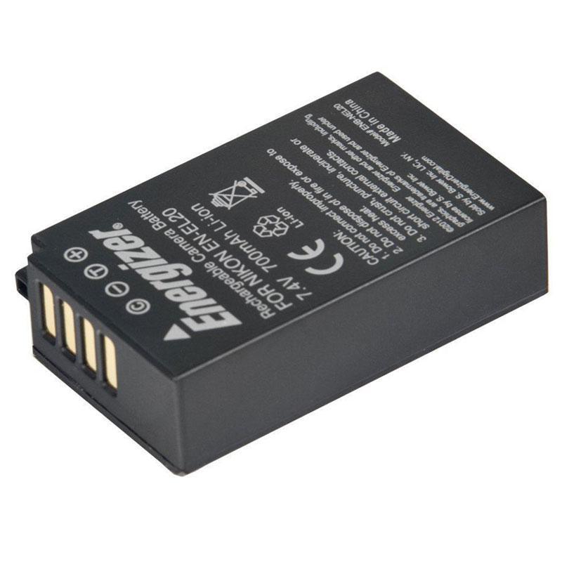 Energizer Nikon EN-EL20 Battery