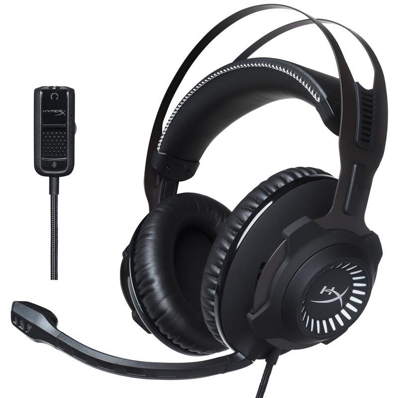 HyperX Cloud Revolver Gaming Headset - Gun Metal