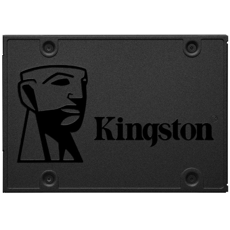 Kingston 240GB A400 SSD 2.5 Inch SATA 3 Solid State Drive - 500MB/s