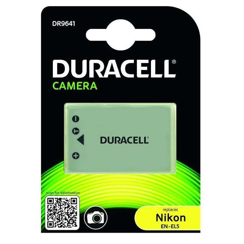 Duracell Nikon EN-EL5 Camera Battery