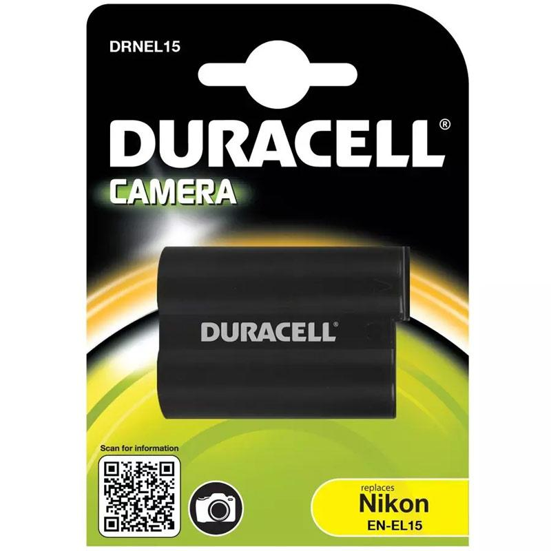 Duracell Nikon EN-EL15 Camera Battery