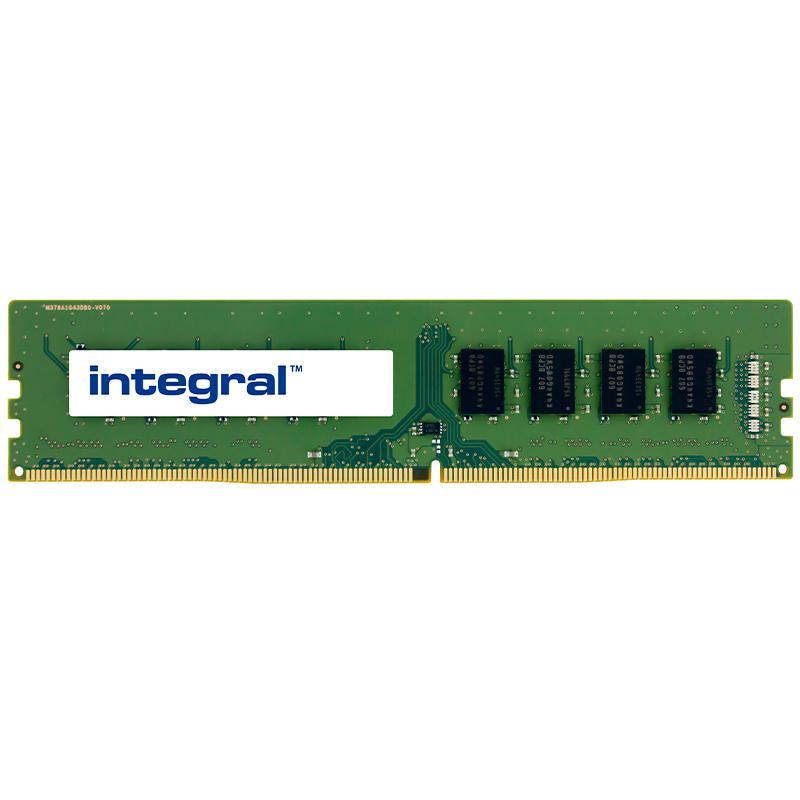Integral 8GB (1x 8GB) 2400MHz DDR4 DIMM PC Memory Module