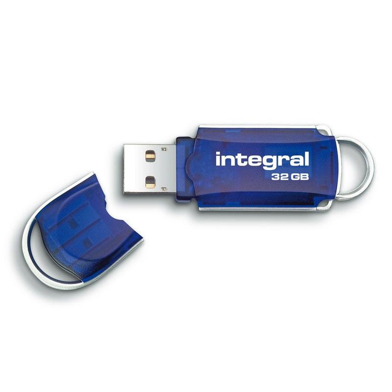Integral 32GB Courier USB Flash Drive