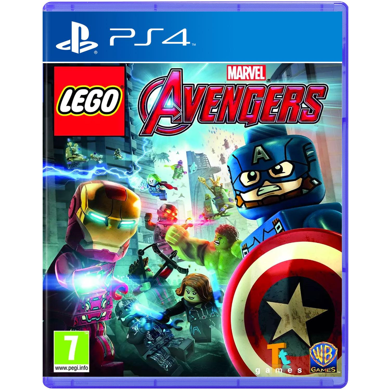 LEGO Marvel Avengers (Sony PS4)