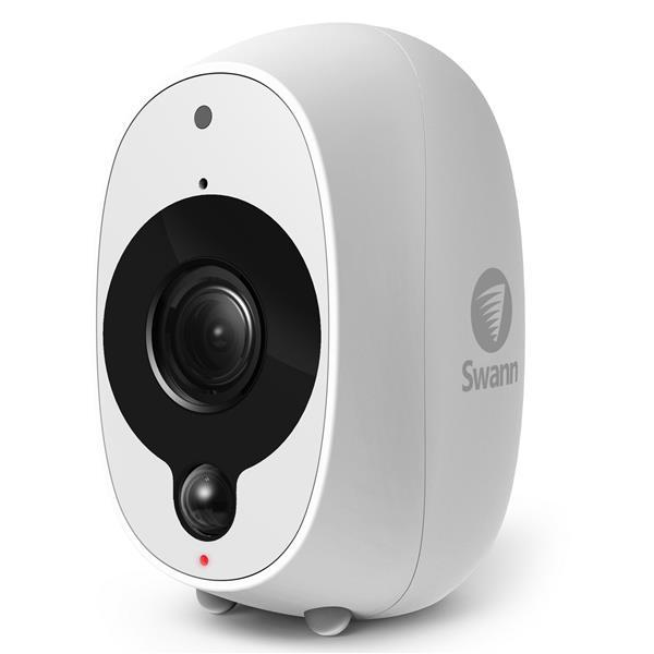 Swann Smart Wireless Full HD Security Camera (White) - UK