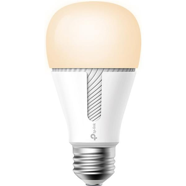 TP-Link (10W) Smart Wi-Fi LED Bulb 800 Lumens Dimmable Soft White Light