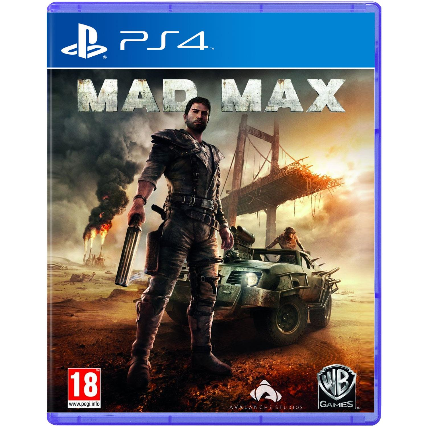 Mad Max (Sony PS4)
